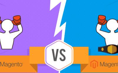 Magento 1 vs Magento 2: Top 7 Reasons to Upgrade