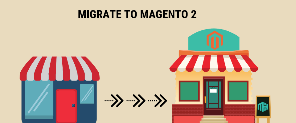 Migrate Magento 1 to Magento 2 with Zero Downtime - MageHost com