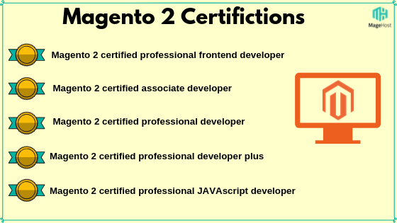 Magneto 2 certifications