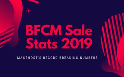 BFCM 2019: Record-Breaking Statistics