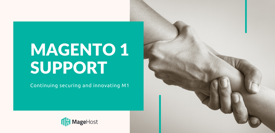 Magento 1 Support feat image