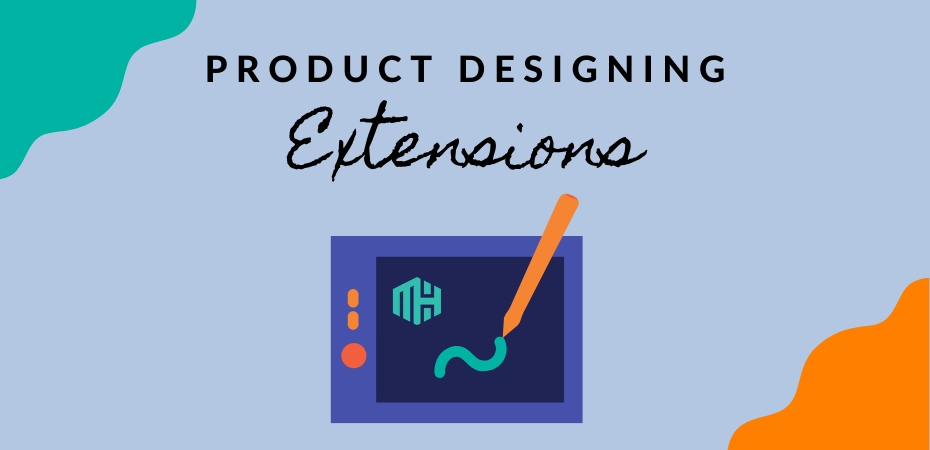 Magento Product designing extensions