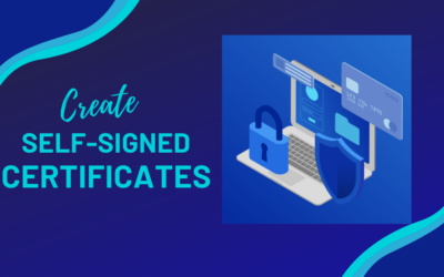 Create Self Signed Certificate: Ubuntu, Windows, Nginx