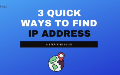3 Smart Ways to Find the IP Address of a Website