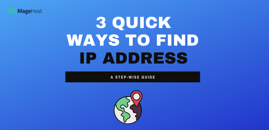find ip address of website