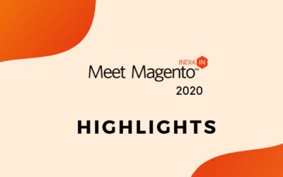 Meet Magento India 2020- Highlights