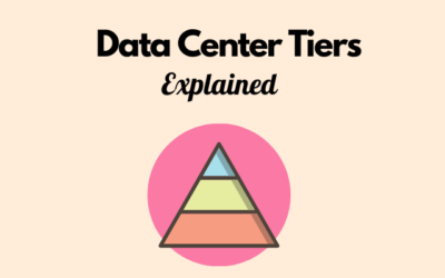 Data Center Tiers: Classification and which should you choose?